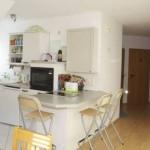 Küchenzeile / Kochtheke