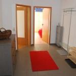 Herzlich Willkommen! Eingangsbereich / Flur der Wohnung Müritz
